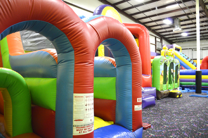 The Inflatable Fun Factory Evansville In 47715